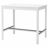 ЭКЕДАЛЕН Барный стол,белый