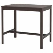 ЭКЕДАЛЕН Барный стол,темно-коричневый